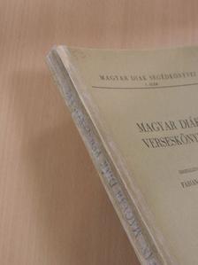 Ábrányi Emil - Magyar diák verseskönyve [antikvár]