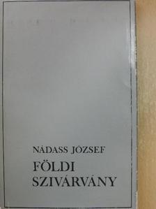Nádass József - Földi szivárvány [antikvár]