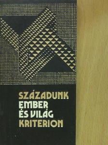Alexandru Tanase - Ember és világ (dedikált példány) [antikvár]
