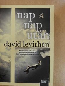 David Levithan - Nap nap után [antikvár]