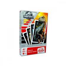 Jurassic World Fekete Péter és memória kártyajáték