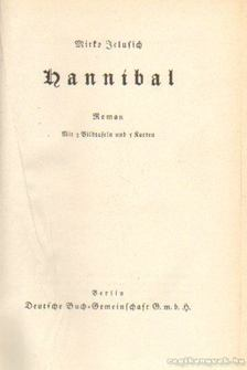 Jelusich, Mirto - Hannibal [antikvár]