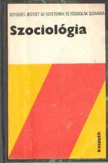 Kulcsár Kálmán - Szociológia [antikvár]
