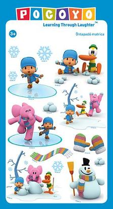 Zinkia Entertainment - Pocoyo matricacsomag -Tél
