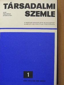 Berecz János - Társadalmi Szemle 1979. I. (fél évfolyam) [antikvár]