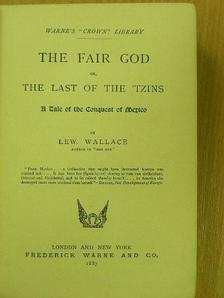 Lew Wallace - The Fair God [antikvár]