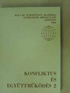 Gazdag Ferenc - Konfliktus és együttműködés 2 [antikvár]