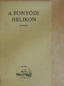 Berta Árpád - A Fonyódi Helikon kisantológiája  [antikvár]
