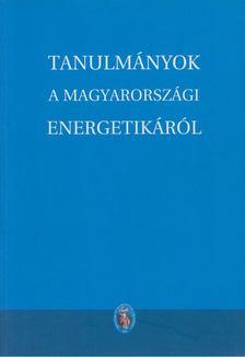 Szentgyörgyi Zsuzsa - Tanulmányok a magyarországi energetikáról [antikvár]