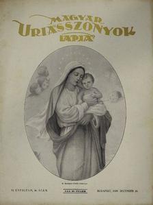 Ács Klára - Magyar Uriasszonyok Lapja 1929. december 20. [antikvár]