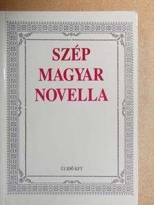 Bartis Ferenc - Szép magyar novella [antikvár]