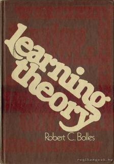 Bolles, Robert C. - Learning theory [antikvár]