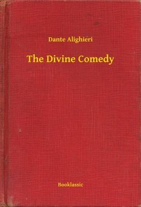 Dante Alighieri - The Divine Comedy [eKönyv: epub, mobi]