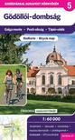 Gödöllői-dombság kerékpáros térkép 2., aktualizált kiadás