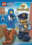 LEGO CITY - Állj! Rendőrség! + ajándék minifigurával