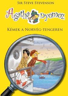 Sir Steve Stevenson - Agatha nyomoz 10. - Kémek a Norvég tengeren