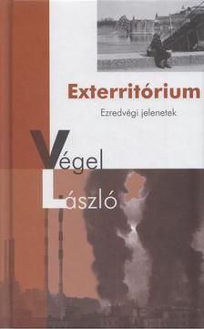 Végel László - Exterritórium [antikvár]