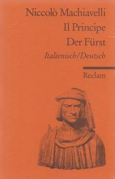 Niccolo Machiavelli - Il Principe / Der Fürst [antikvár]