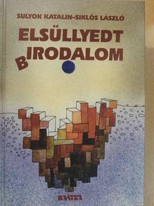 Siklós László - Elsüllyedt (b)irodalom [antikvár]