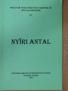 Nyíri Antal - Nyíri Antal [antikvár]