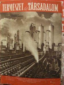 A. Nagy Miklós - Természet és Társadalom 1955. (nem teljes évfolyam) [antikvár]