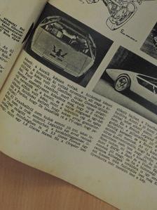 Novák Ferenc - Autó-Motor 1972. április 21. [antikvár]