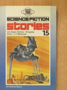 Isaac Asimov - Ullstein Science-Fiction-Stories 15 [antikvár]