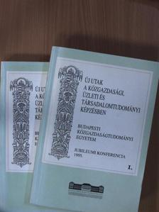 Andorka Rudolf - Új utak a közgazdasági, üzleti és társadalomtudományi képzésben I-II. [antikvár]