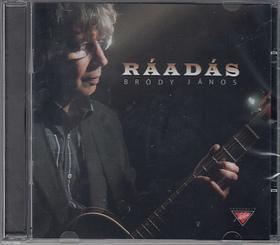 RÁADÁS CD - BRÓDY JÁNOS