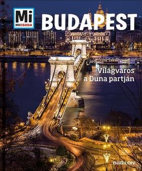 Francz Magdolna, Rozgonyi Sarolta - Mi MICSODA Budapest - Világváros a Duna partján