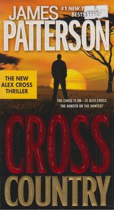 James Patterson - Cross Country [antikvár]