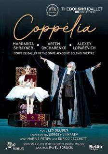DELIBES - COPPÉLIA DVD SOROKIN