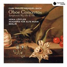 C.PH.E.BACH - OBOE CONCERTOS CD KALLWEIT