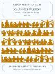 J. S. Bach - JOHANNES-PASSION FÜR SOLI, CHOR UND ORCHESTER BWV 245 STUDIENPARTITUR