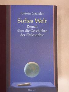 Jostein Gaarder - Sofies Welt [antikvár]