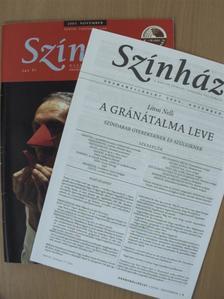 Csont András - Színház 2005. november [antikvár]