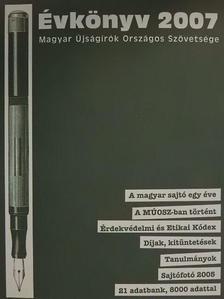 Acsay Judit - MÚOSZ évkönyv 2007 [antikvár]