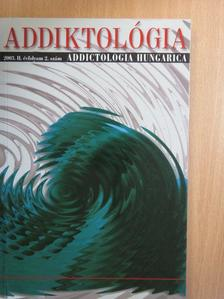 Kelemen Gábor - Addiktológia 2003/2. [antikvár]