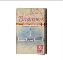Budapest szimpla römi kártya
