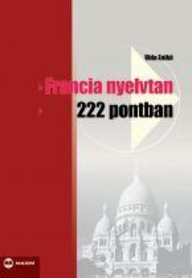 VIDA ENIKŐ - Francia nyelvtan 222 pontban