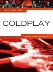 COLDPLAY. REALLY EASY PIANO, 28 GREAT SONGS FROM COLDPLAY
