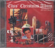 ELVIS` CHRISTMAS ALBUM CD  12 SONGS: WHITE CHRISTMAS,HERE COMES SANTA CLAUS