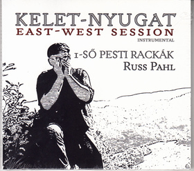 KELET-NYUGAT (EAST-WEST SESSION INTRUMENTAL) CD