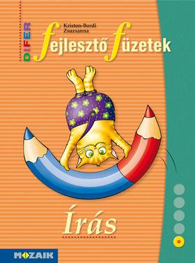 Kriston Bordi Zsuzsanna - MS-9329V DIFER Fejlesztő füzet - Írás
