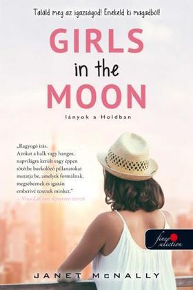 Janet McNally - Girls in the Moon - Lányok a Holdban