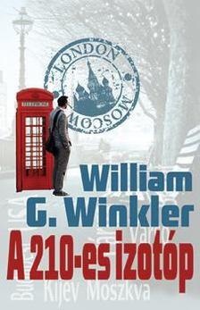 William G. Winkler - A 210-es izotóp [antikvár]