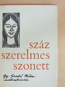 Adam Mickiewicz - Száz szerelmes szonett [antikvár]