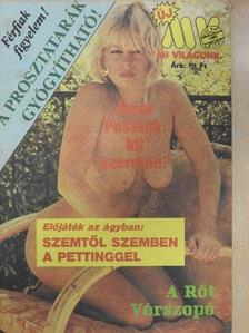 Bukovits Klára - Új Mi Világunk 1989/5. [antikvár]