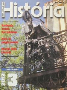 Burucs Kornélia - História 2012/3. [antikvár]