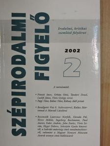 Bálint Tibor - Szépirodalmi figyelő 2002/2. [antikvár]